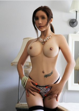 Christinne outcall escort